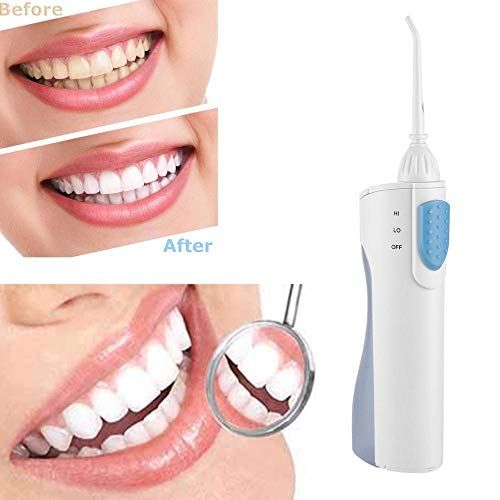 xiangpi irrigador Tamaño portátil Irrigador bucal Eléctrico Dental Flosser Water Cleaner Tooth Water SPA Dental Floss Cleaning Teeth Tools