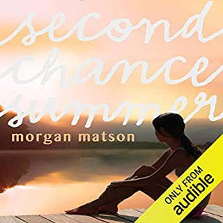 Page de couverture de Second Chance Summer