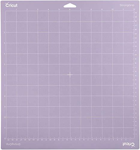 Cricut 2007795 StrongGrip Schneidematte, x 30,5 cm (12