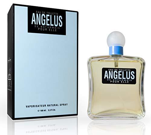 Angelus Eau De Parfum Intense 100 ml. Compatibel met Angel Thierry M. Parfüm Damen