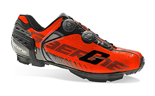 Gaerne 3477-008 G-Kobra - Zapatillas de ciclismo, color naranja, Naranja (naranja), 46 EU