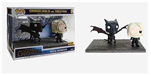Funko Pop Movie Moments 30 - Grindelwald and Thestral