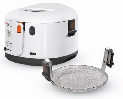 Tefal FF1631 Fritteuse One Filtra / 1.900 Watt / wärmeisoliert/ 1,2 kg Fassungsvermögen / weiß/anthrazit - 13