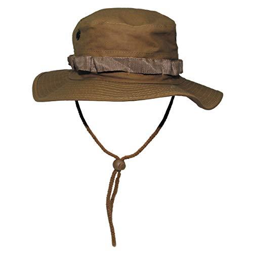 MFH Sombrero Australiano de Boonie Coyote Tan/M