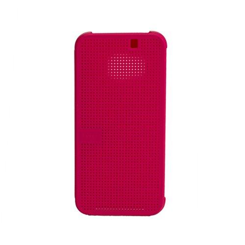 HTC Dot View HC-M231 Coque pour One M9 Rose