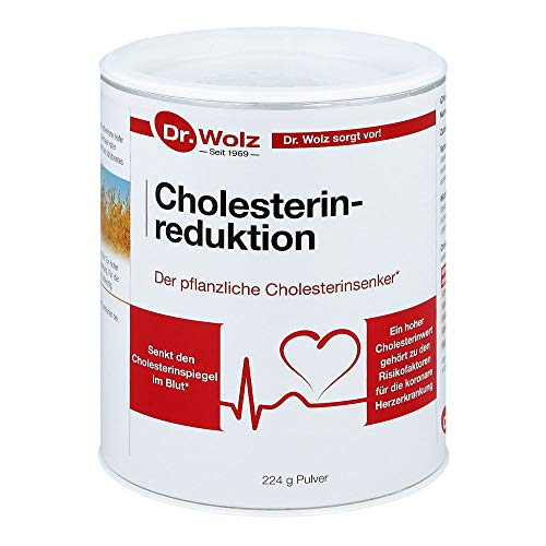 Dr. Wolz Cholesterin-Reduktion, 224 g Pulver