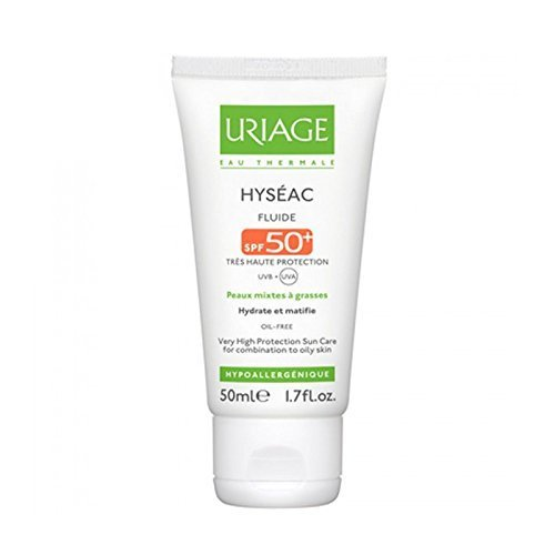 Uriage D.s. Gel Emulsion Regulating Care for Skin Prone to Irritations, Redness and Scales 40 Ml by Uriage