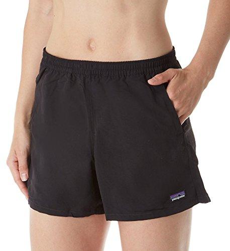 (パタゴニア)PATAGONIA レディースショーツ 57058 W's Baggies Shorts ウィメンズ バギーズショーツ ショートパンツ Black XS