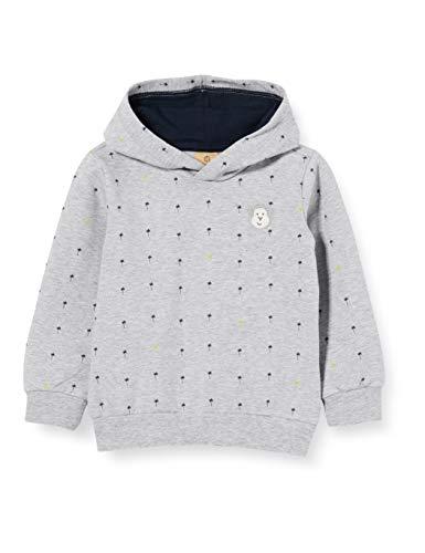 Bellybutton mother nature & me Baby-Jungen 1/1 Arm Sweatshirt, Mehrfarbig (Allover|Multicolored 0003), (Herstellergröße: 62)