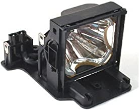 Infocus LP820 LCD Projector Lamp Cage Assembly with High Quality Original Bulb