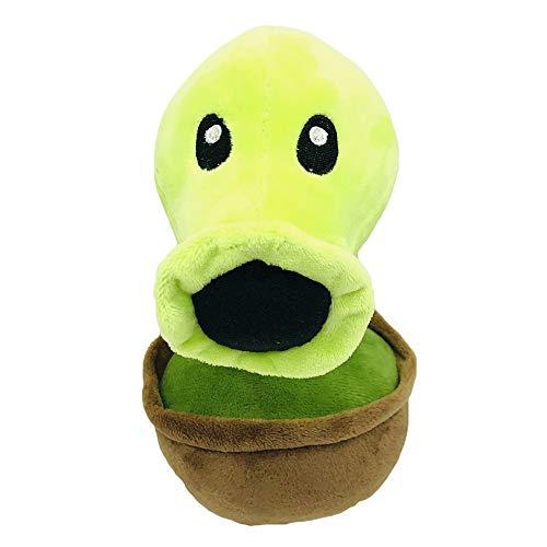 Dondonmin Plants vs. Zombies Spielzeugfigur Kreatives Spielzeug Kuscheltiere Plüschtiere Dekorationsspielzeug (Color : A06, Size : 20-23cm)