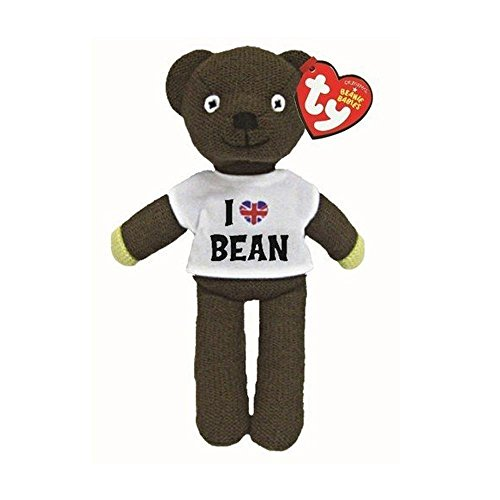TY 46204 Mr Bean T-Shirt Plüsch, Braun