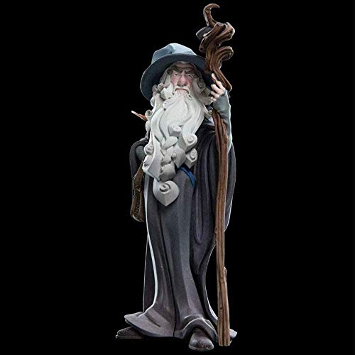 Mdcgok The Lord of the Rings: Gandalf Mini Epics Vinyl Statue make up Movie Collectible Figures