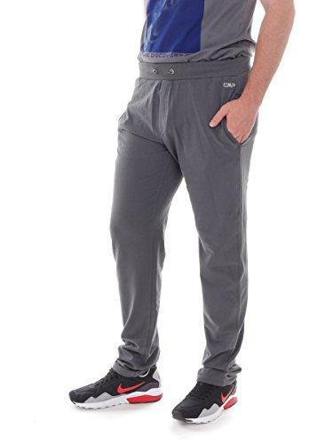 CMP joggingbroek vrijetijdsbroek joggingbroek grijs trekkoord stretch zakken 3D88567