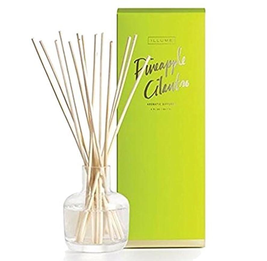 鉱石意識的ビデオIllume Pineapple Cilantro Essential Diffuser 3 oz [並行輸入品]