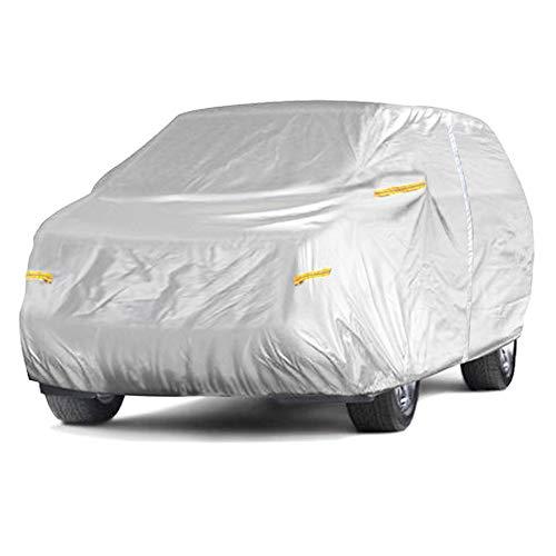 NEVERLAND Funda para Coche SUV Talla XL 510x200x180CM 210D Oxford Anti-UV Anti-Polvo