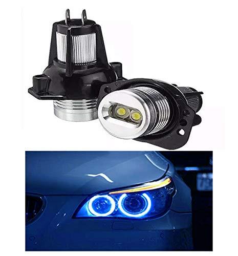 ICBEAMER Fit BMW Angel Eye E90 E91 Headlight Halo...