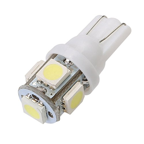 uxcell 6Pcs Car T15 Light Lamp Bulb Lengthen Wiring Extension Harness Socket Connector