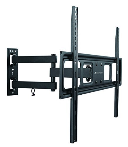 """GForce GF-P1124-1172 Full Motion 37""""-70"""" Tilt and Swivel TV Wall Mount - Holds up to 77 lbs"""