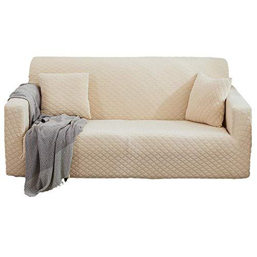 BLACK ELL Sala De Estar Fundas De Sofá Fundas De,Funda de sofá Engrosada, cojín de sofá Universal con Todo Incluido-F_90-140cm