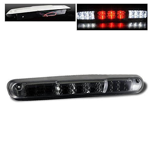 SPPC Smoke LED 3rd Brake Lights For Chevy Silverado : GMC Sierra - Cargo Tail Lamp
