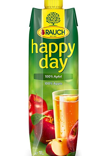 Rauch Happy Day Apfel, 6er Pack (6 x 1 l)