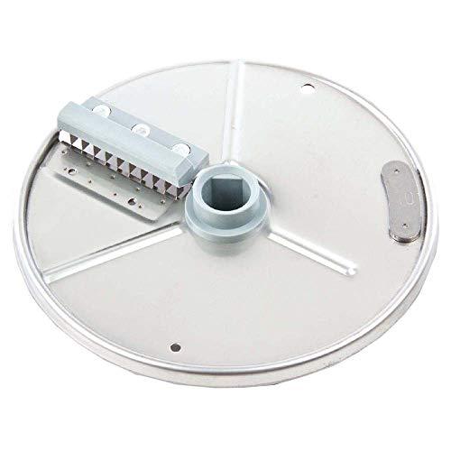 Robot Coupe J576 Julienne Disc - para R101, R201 XL, R211 XL, R301, R401, CL20, R201 XL Ultra, R211 XL Ultra, R301 Ultra, R402, R402VV, CL40, CL30, procesadores de alimentos