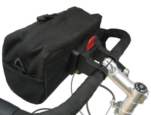 Banjo Brothers Quick-Release Handlebar Bag by