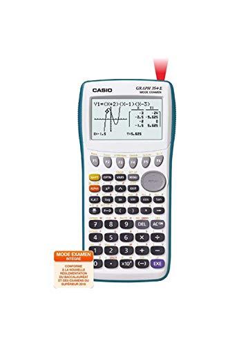 Casio Calculatrice Graphique Graph 35 + E