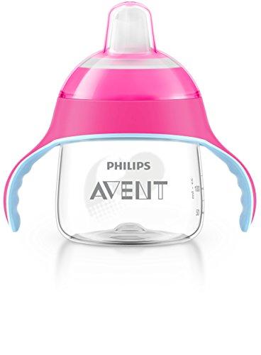 Philips Avent SCF751/07 - Vaso con boquilla blanda, diseño pingüino, para 6...