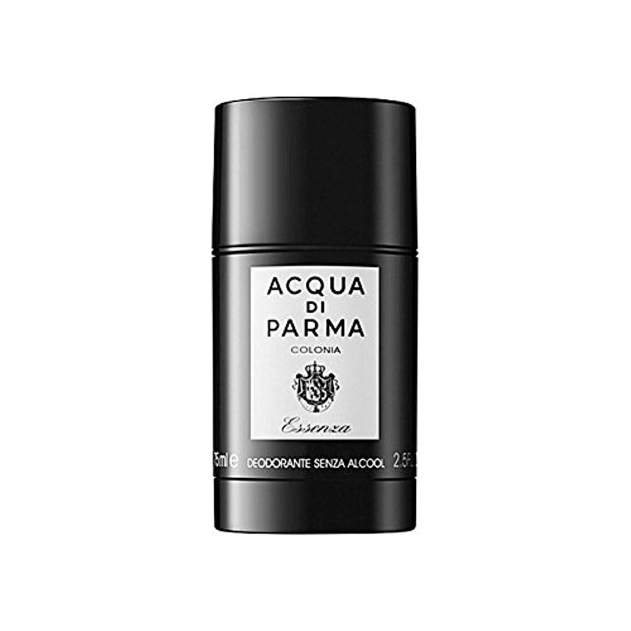志す市民権コンピューターAcqua Di Parma Colonia Essenza Deodorant Stick 75ml (Pack of 6) - アクアディパルマコロニアデオドラントスティック75ミリリットル x6 [並行輸入品]