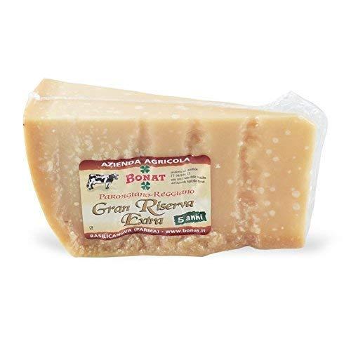 Parmigiano Reggiano 60 mesi (5 anni) - 1 KG (2 CONFEZIONI DA 500 GR)