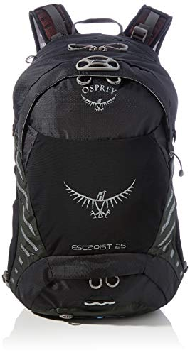 Osprey Escapist 25 Men's Multi-Sport Pack -Sport Pack - Black (M/L)