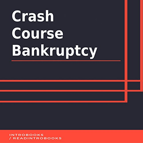Crash Course Bankruptcy audiobook cover art