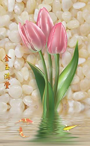 Rompecabezas1500Piezascuadro Decorativo Flor De Jade Muy Desafiante Rompecabezas De Gran Tamaño Y Gran Calidad Juguete De Regalo Ideal 87x57cm