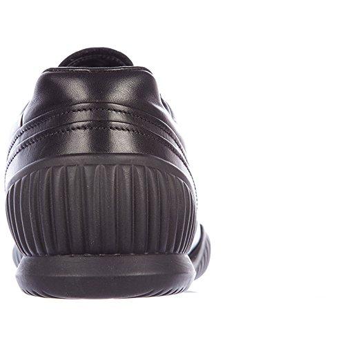 Prada scarpe sneakers uomo in pelle nuove nero