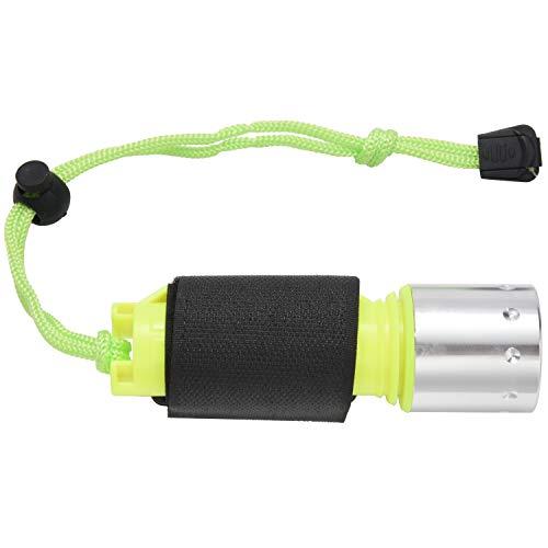 TOOGOO 3000LM Band XML-T6 LED Lanttern Impermeable Submarinismo Submarinismo 18650 Linterna Divertida Lampara de luz de antorcha para buceo