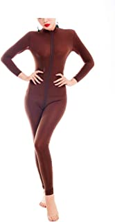 Womens One Piece Unitard Full Body Suit Skin Tights And Underwear