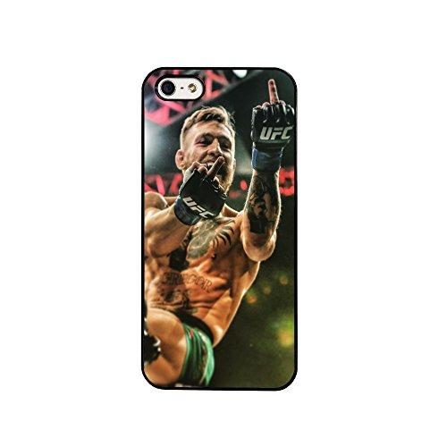 Conor McGregor UFC Fight MMA The Notorious Irland Irish Fighter Handy Schutzhülle für iPhone 55S & SE