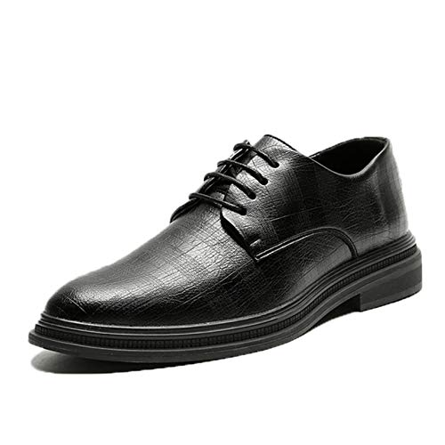 Zapatos Derby para Hombre, Zapatos de Uniforme de Estilo británico, Zapatos de...