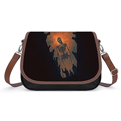 Wallhaven-y8x2k7 - Bolsos vintage para mujer, bolso de hombro retro, bolsa de axilas