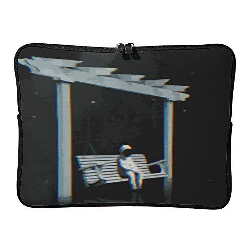 Laptop Shoulder Bag universe Lightweight Laptop Shoulder Bag for fits up to 16-Inch Laptops universe white 10 zoll