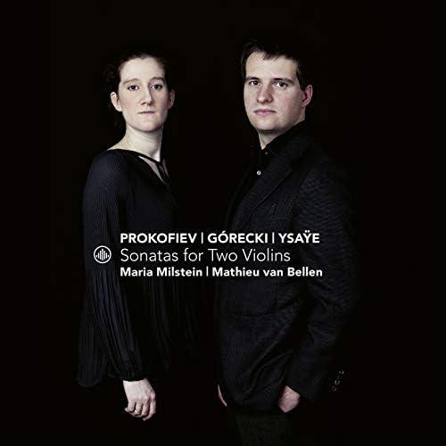 Maria Milstein & Mathieu Van Bellen