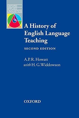 Oxford Applied Linguistics: A History of English Language Teaching