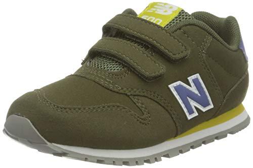 New Balance 500, Zapatillas Bebé-Niños, Hoja de Roble Verde, 25 EU