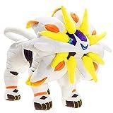 30CM Solgaleo Plush - Sun and Moon Solgaleo Plush - Solgaleo Stuffed Animal Doll - Cute Anime Action Character Poke Plushie