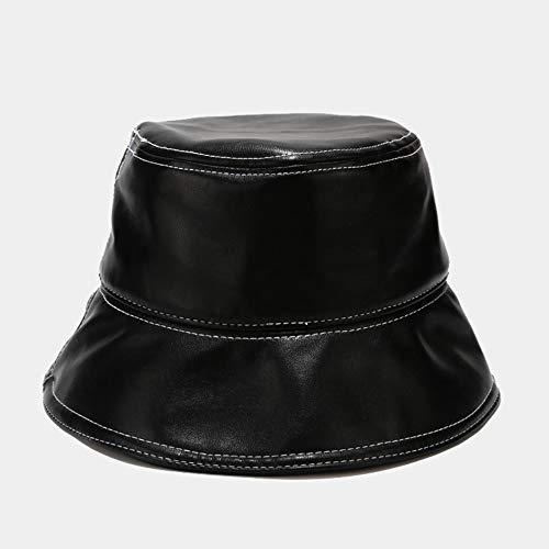 SombreroDePescador,Moda Unisex Plegable Sombrero De Pescador Senderismo Hip Hop Impermeable Ocio Cuatro Temporadas Vacaciones Elegante Encanto Personalidad Negro Simple Regalo De Cumpleaños Dí