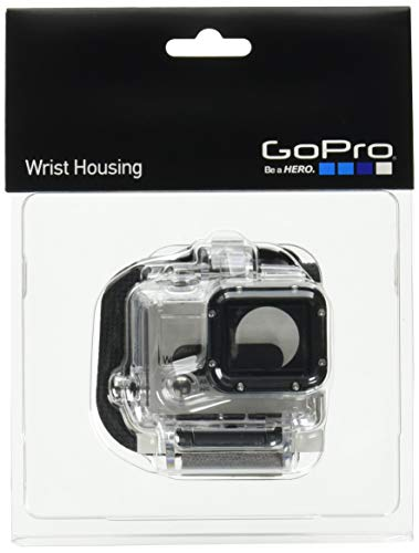 GoPro HERO3 Wrist Housing - Pack de Accesorios para cámaras Digitales GoPro Hero3, Negro