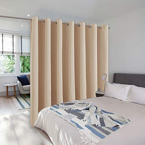 Lowest Prices! NICETOWN Room Divider Curtain Screen Partitions, Full-Length Hospital Medical Clinic ...