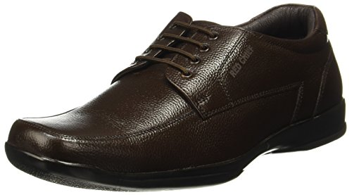 Red Chief Men's Black Formal Shoes - 8 UK/India (42 EU)(RC3499 001)